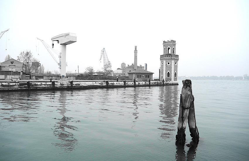 La presenza del Comune di Livorno alla Biennale d'Architettura di Venezia