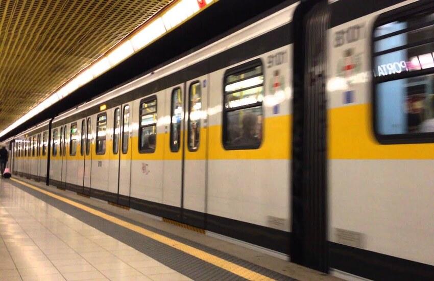 Milano: Uomo travolto e ucciso da treno in metropolitana