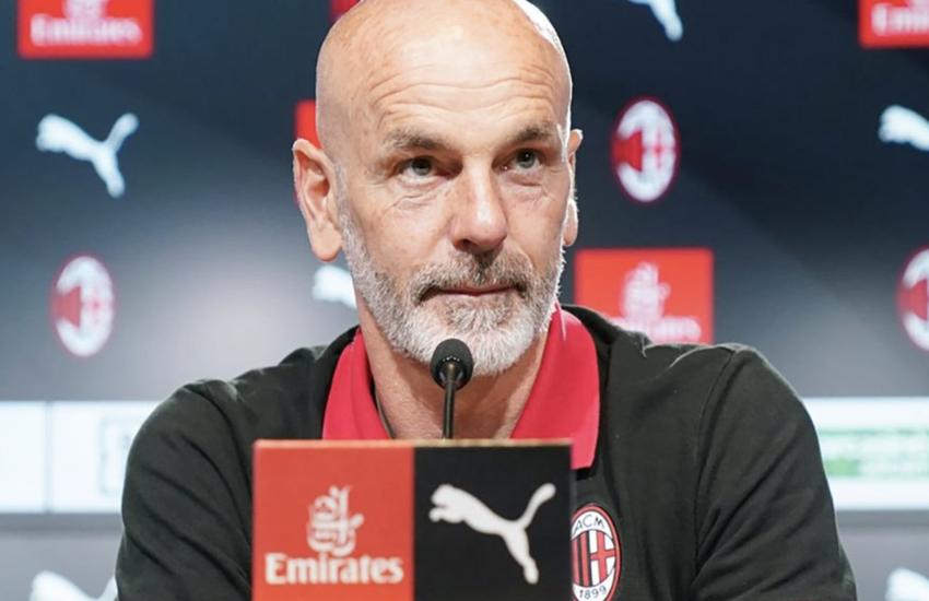 Pioli: 'Il Milan deve crederci perché ha dimostrato di essere forte'