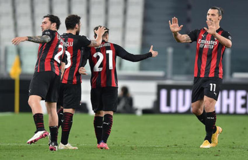 Il Milan sbanca lo Stadium e allontana la Juventus dalla Champions