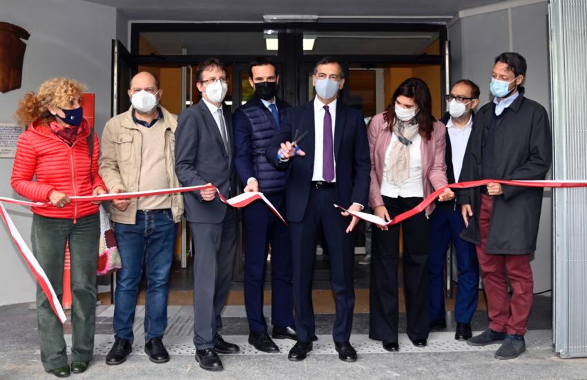 Milano: Biblioteca di Baggio riapre al pubblico ampliata e riqualificata
