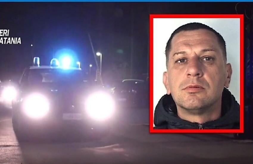 """Catania, operazione """"Carthago"""": spara colpi in aria in via Capo Passero, arrestato"""