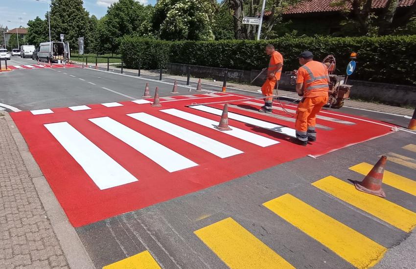 Cuneo, quartiere San Paolo: riprendono i lavori della Zona30. Obiettivo: auto lente, più pedoni e bici