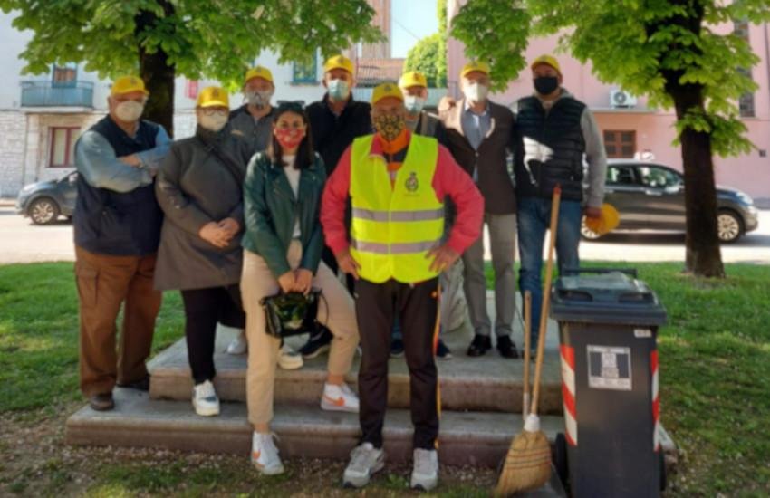 Patto per il Decoro: i volontari al lavoro a Dolo e frazioni
