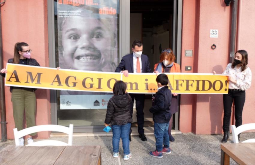 Mestre, 'A maggio mi Affido', campagna di sensibilizzazione sull'affido familiare