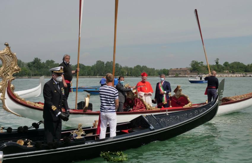 Festa della Sensa, Venezia ha rinnovato il suo matrimonio con il mare