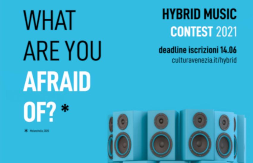 Venezia, torna l'Hybrid Music Contest: per partecipare c'è tempo fino al 14 giugno