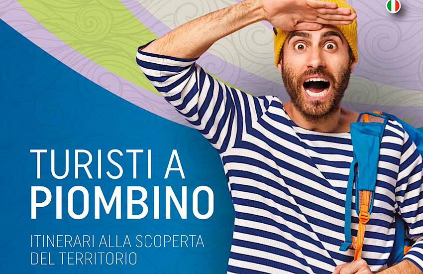 """Per la stagione 2021 una nuova guida """"Turisti a Piombino"""" e il restyling della cartellonistica"""