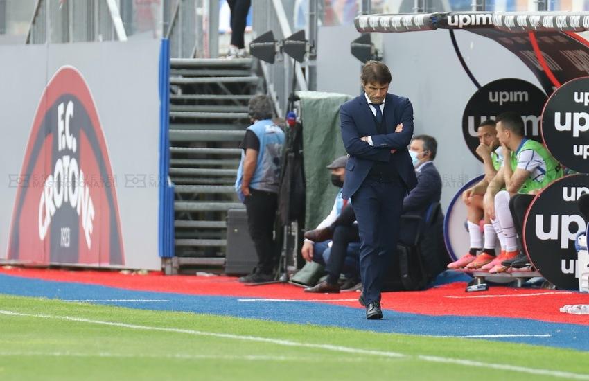 Inter: Conte, 'Battere la Juve all'andata è stato fondamentale'