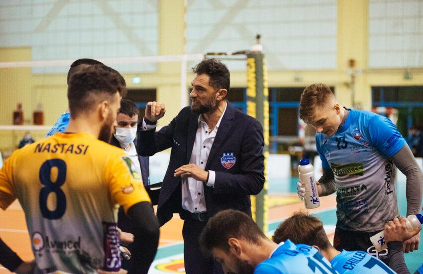 Avimecc Volley Modica: cessa rapporto con il mister Giuseppe Bua