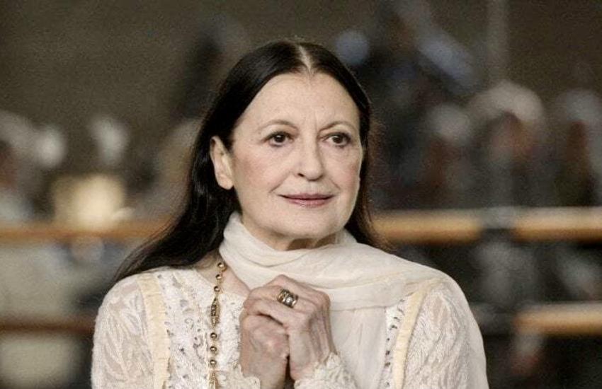 Milano: È morta Carla Fracci