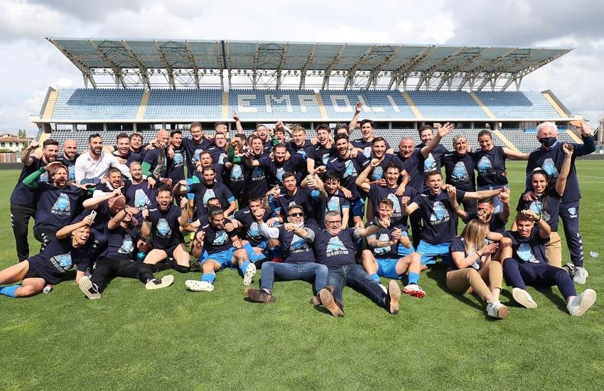 Serie B: Empoli promosso in Serie A