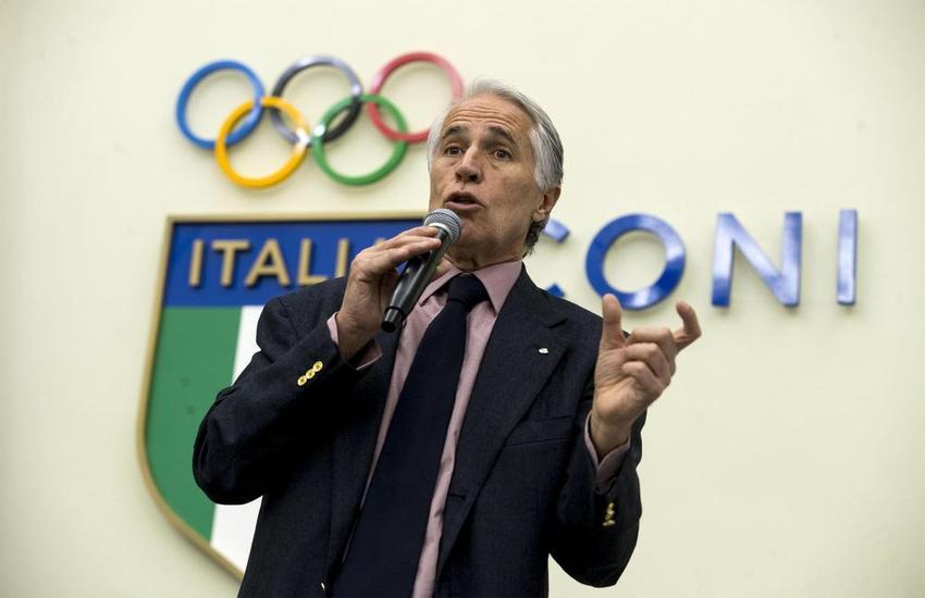 Coni: Giovanni Malagò rieletto presidente