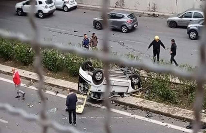 Palermo – Grave incidente in Viale Regione Siciliana, morte due ragazze.