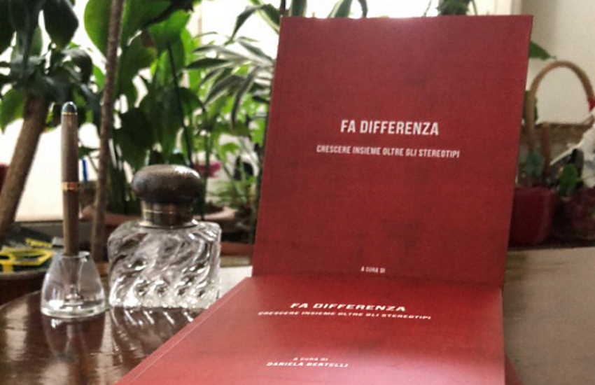 """Gli allievi dell'Enriques e del Cecioni alla presentazione del volume """"Fa differenza. Crescere insieme oltre gli stereotipi"""""""