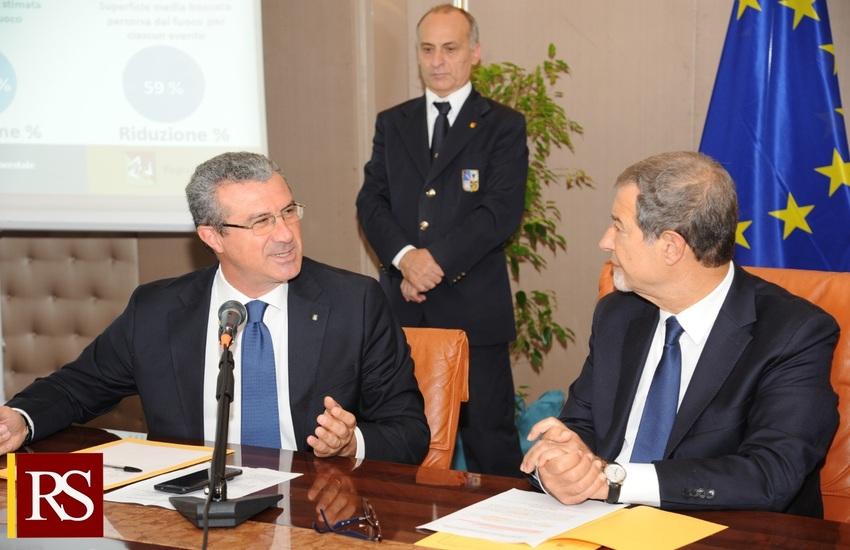 Campagna antincendio in Sicilia – Accordo Regione e Anci, si parte il 3 Giugno
