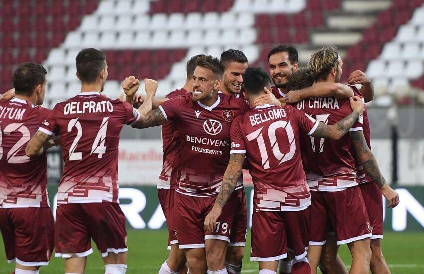 Show al Granillo: Reggina-Ascoli 2-2