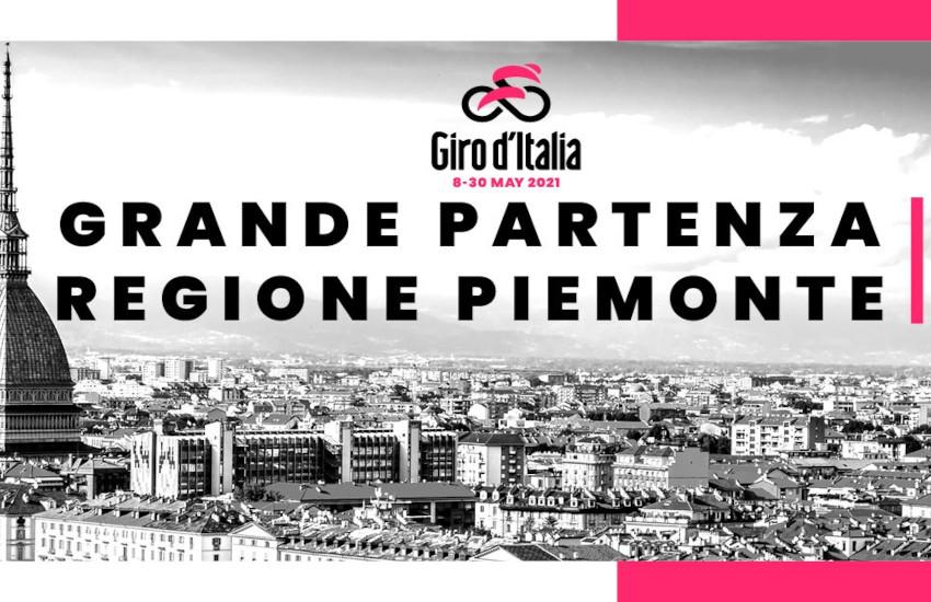 Torino, 8 maggio: strade chiuse per il Giro d'Italia (in dettaglio tutte le limitazioni)