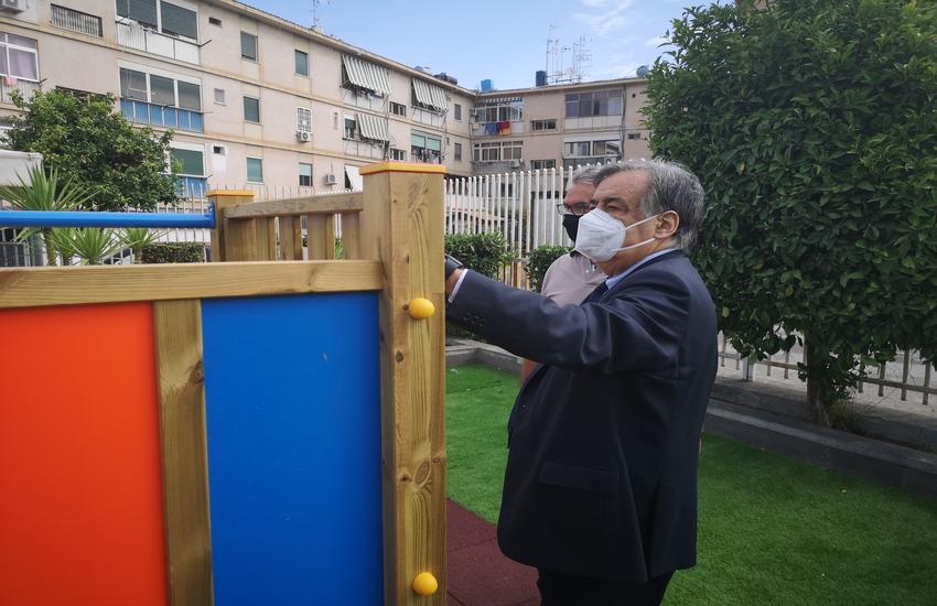 """Palermo – Lunedì riapre l'asilo nido Peter Pan grazie, Orlando: """"Trasformato il pericolo in occasione di cambiamento"""""""