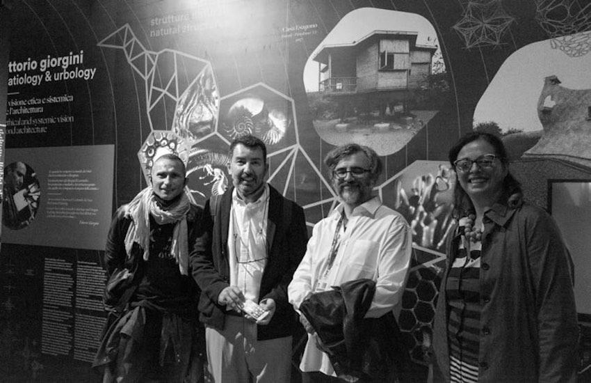 Mostra Internazionale di Architettura 2021: l'architetto Marco Del Francia porta l'eredità di Giorgini nel padiglione Italia