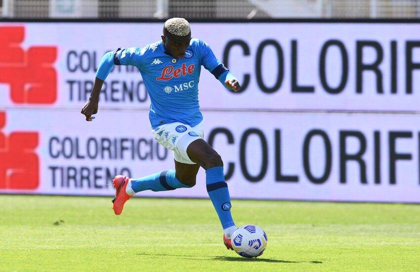 Spezia-Napoli 1-4, poker azzurro per riprendere la corsa Champions