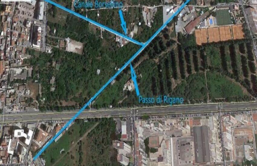 Palermo – Ok al progetto per  canale Passo di Rigano
