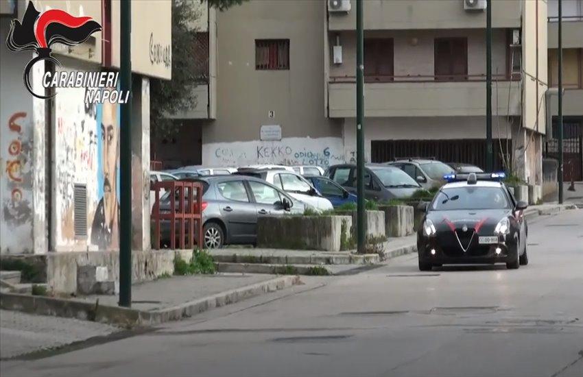 Ponticelli, arrestati i presunti autori del lancio della bomba l'11 maggio. Poteva uccidere diverse persone nel raggio di 10 metri (VIDEO)