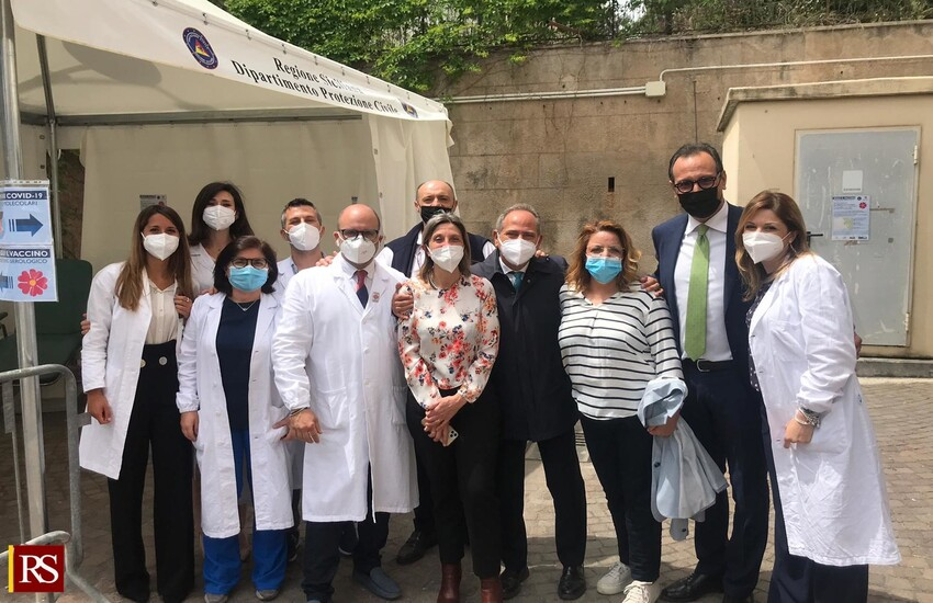 """Covid – la Regione avvia a Palermo indagine immunologica """"Segui il vaccino"""""""