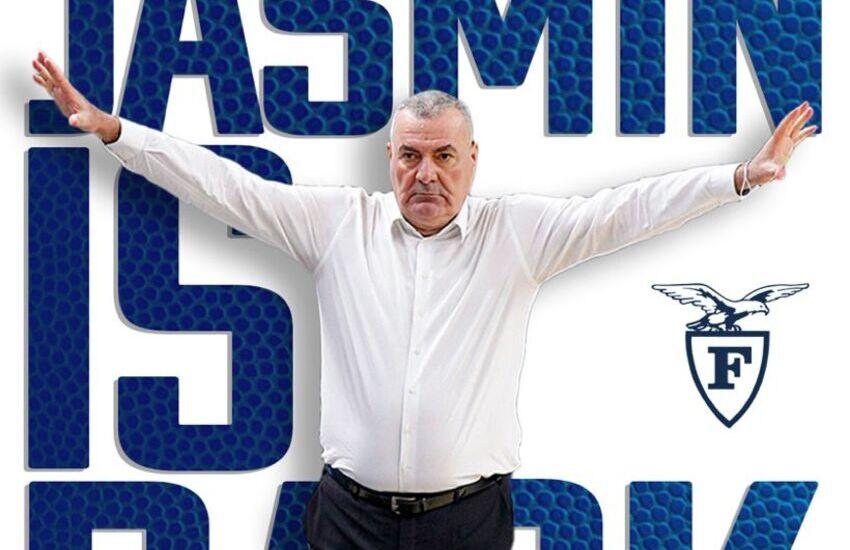 Fortitudo Bologna: il ritorno di coach Repesa
