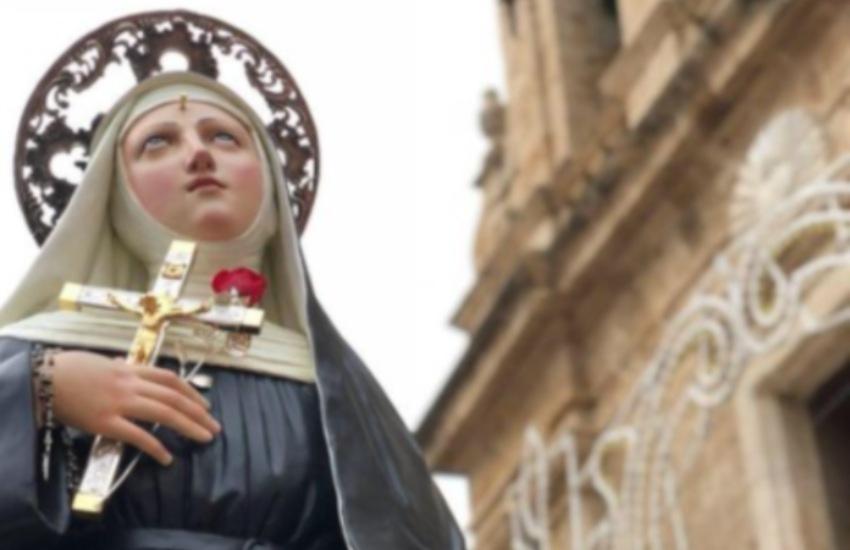 Festeggiamenti in onore di Santa Rita