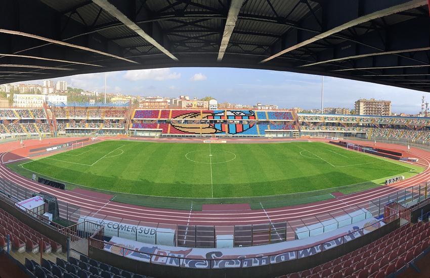 """Stadio, 5,9 mln di euro per migliorare strutture e servizi. Pogliese:""""Un altro impegno mantenuto"""""""