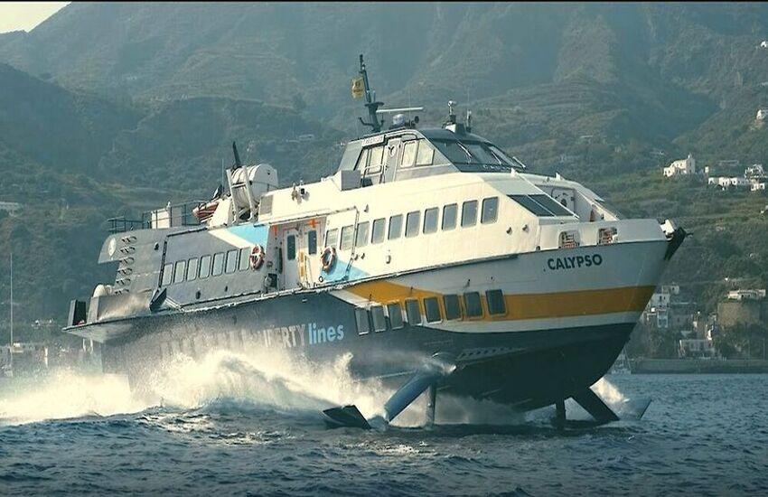 Legionella a bordo dell'aliscafo Calypso, Orsa Marittimi chiede spiegazioni
