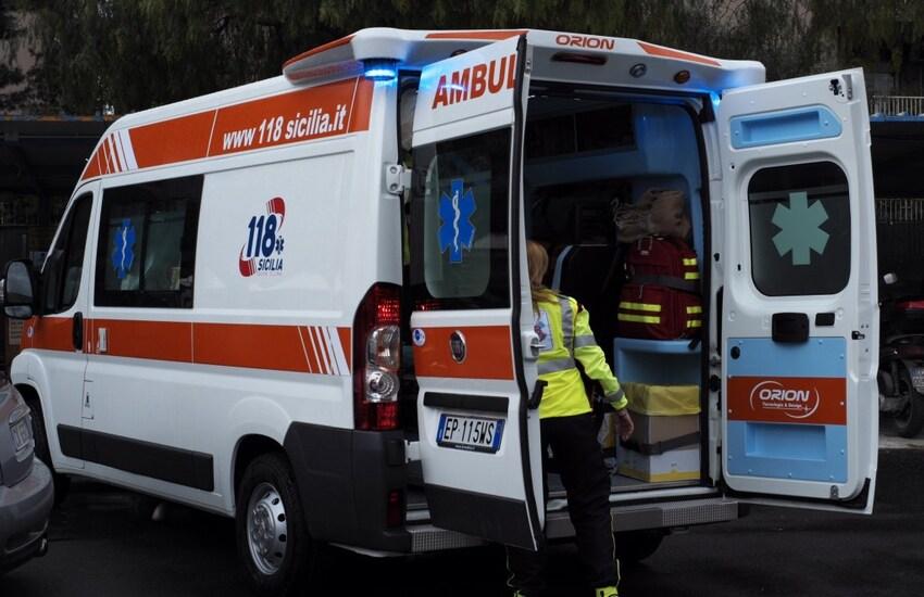 Via Messina Montagne, incidente mortale per un 17enne in motorino
