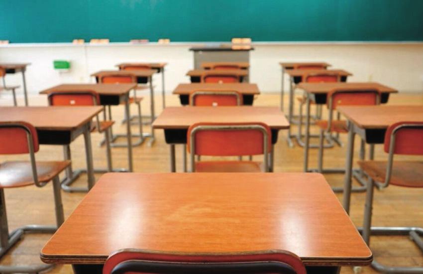 Nuova ordinanza sindacale: scuole chiuse per screening