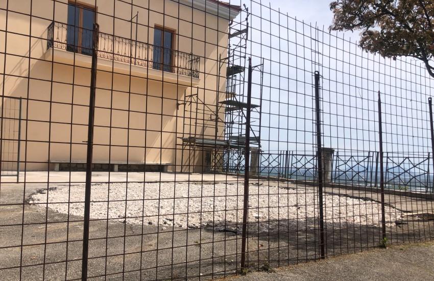 Sezze, il belvedere è libero: si scioglie il comitato 'Murodellatèra', non prima di aver lanciato un'ultima iniziativa social