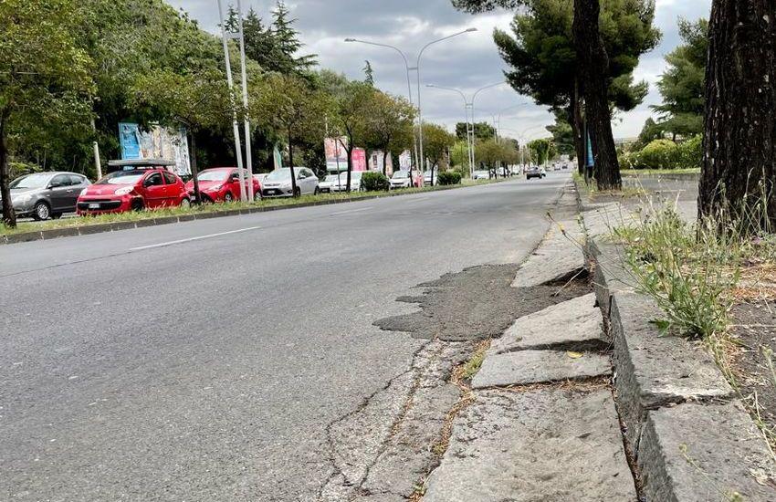 Catania, fondi UE, entro l'anno i lavori per rigenerare la circonvallazione