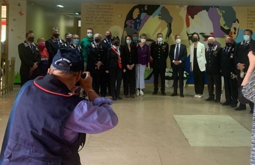 Associazione Nazionale Carabinieri, consegnate borse di studio agli studenti. La premiazione nel plesso di Albani Roccella