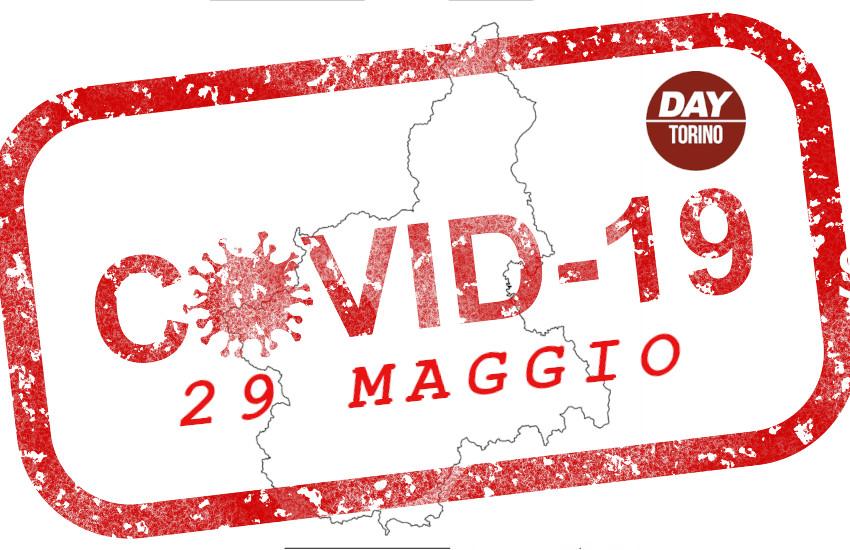 Covid Piemonte: 149 nuovi casi e 27 ricoverati in meno