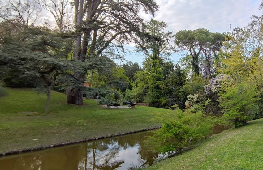 Mogliano, nuovo accesso al parco di Villa Longobardi da Via De Gasperi
