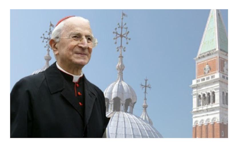 Marco Cè, il Patriarca di Venezia a sette anni dalla morte: messa in cripta di San Marco