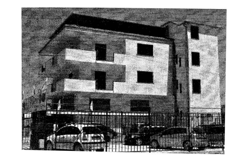 Castel Volturno, iniziata la demolizione di una struttura  edilizia abusiva su 3 livelli