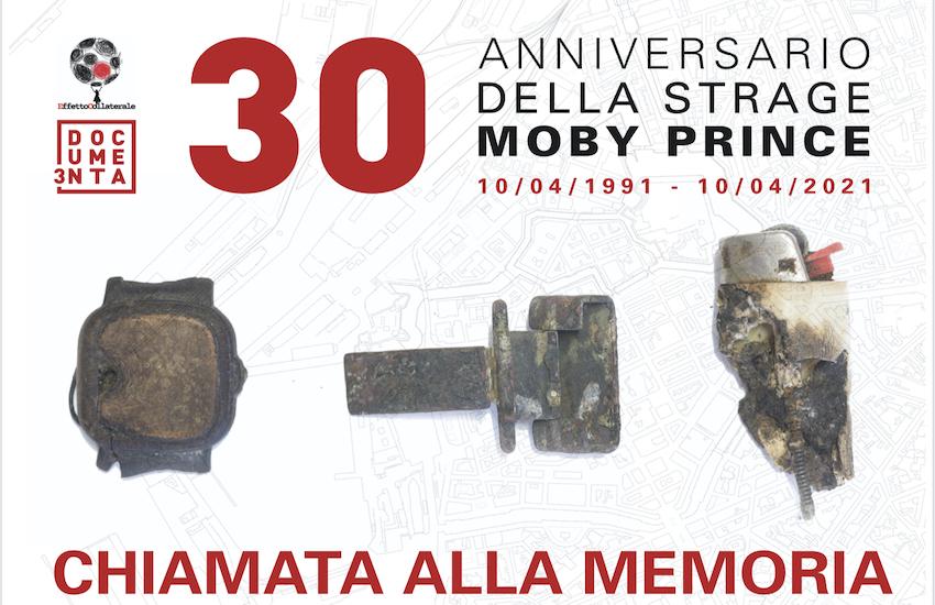 Documenta30: chiamata alla memoria per non dimenticare la strage del Moby Prince