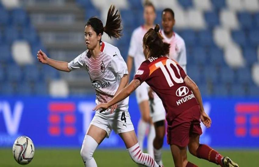 Roma Femminile trionfa in Coppa Italia e Mourinho applaude