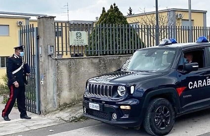 Vizzini, due ladri in trasferta arrestati con i …catalizzatori nel sacco