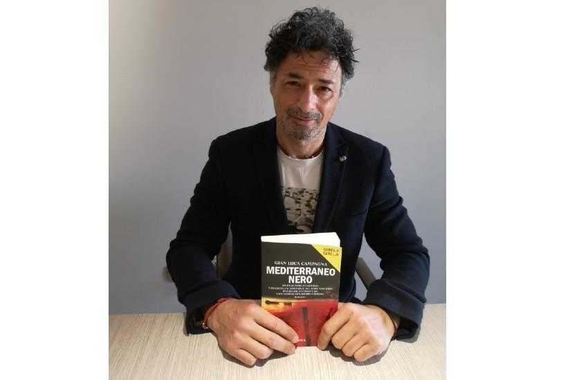 Mediterraneo Nero, è uscito l'ultimo libro di Gianluca Campagna
