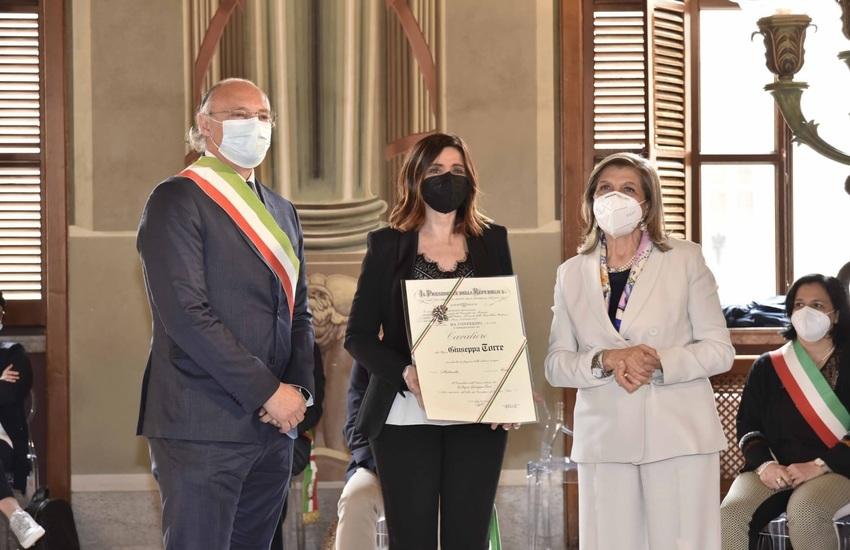 Vittoria: la pianista Giuseppina Torre insignita Cavaliere della Repubblica