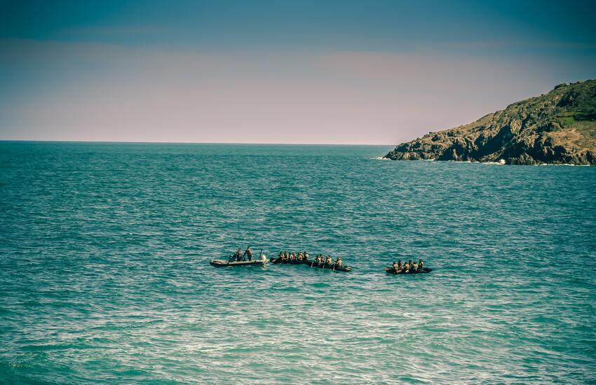 Migranti – 2.128 sbarcati a Lampedusa nelle ultime 24 ore