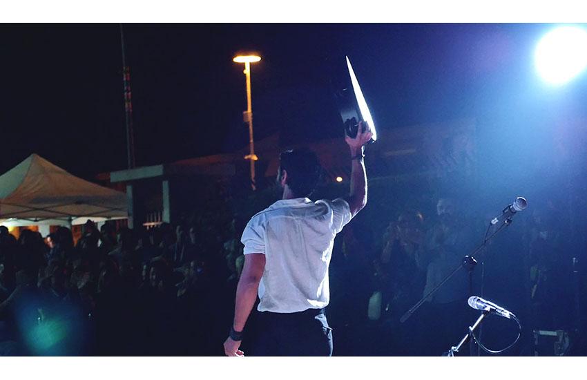 Si torna in piazza con la musica di Luca Rossi il 17 giugno a Santa Maria Capua Vetere