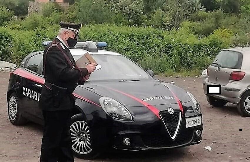 Misterbianco, rubano un'auto a Paternò: presi in via Madonna degli Ammalati