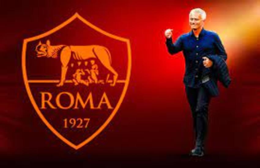 José Mourinho nuovo allenatore della Roma.